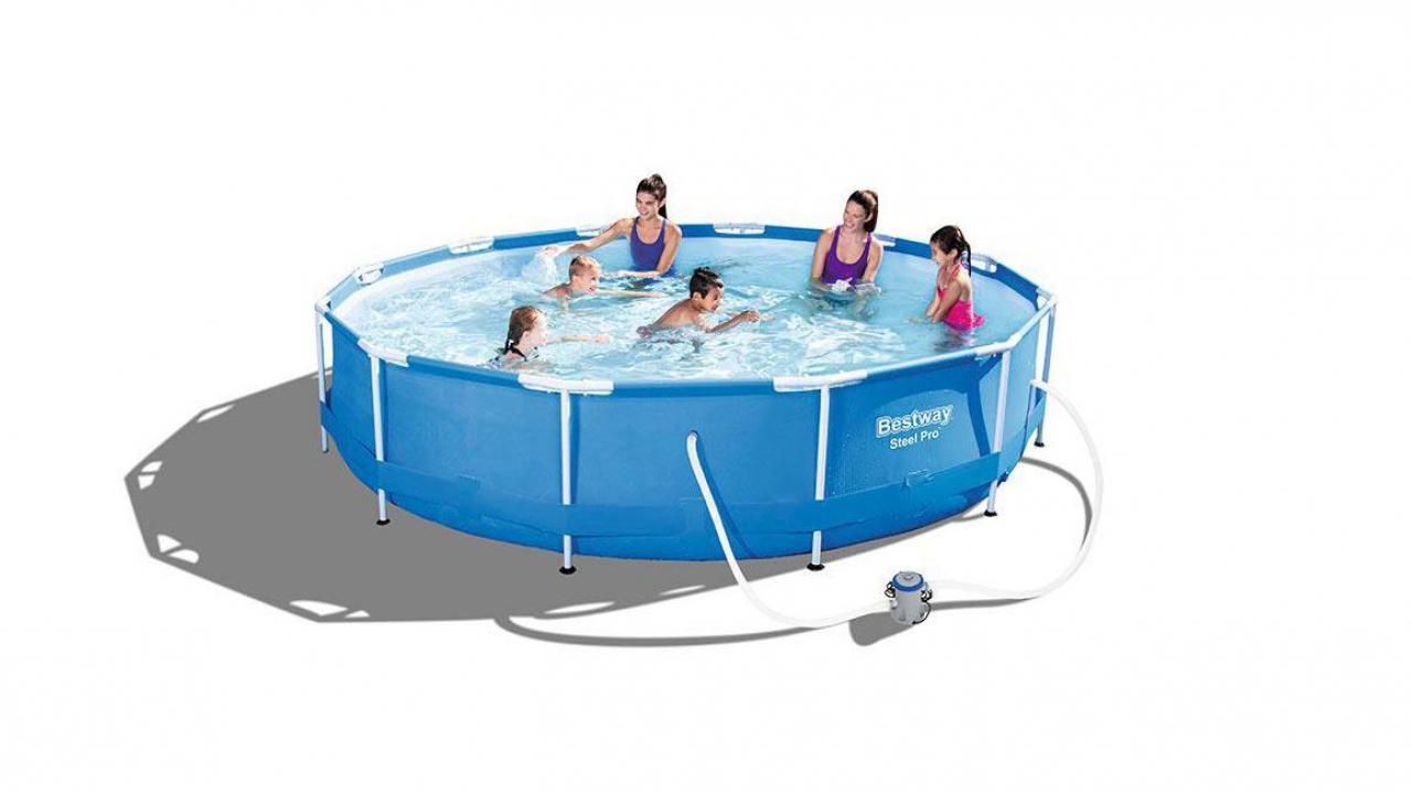bestway steel pro pool instructions winterize