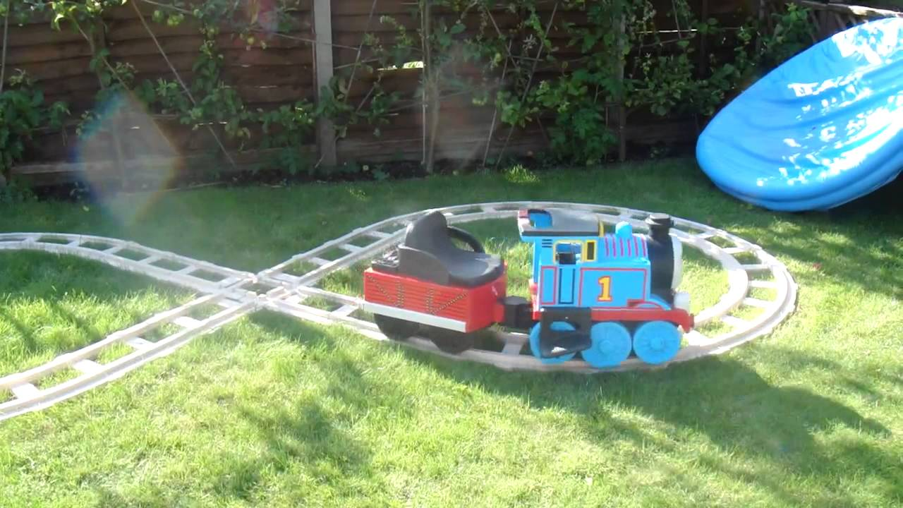 peg perego thomas the train instructions
