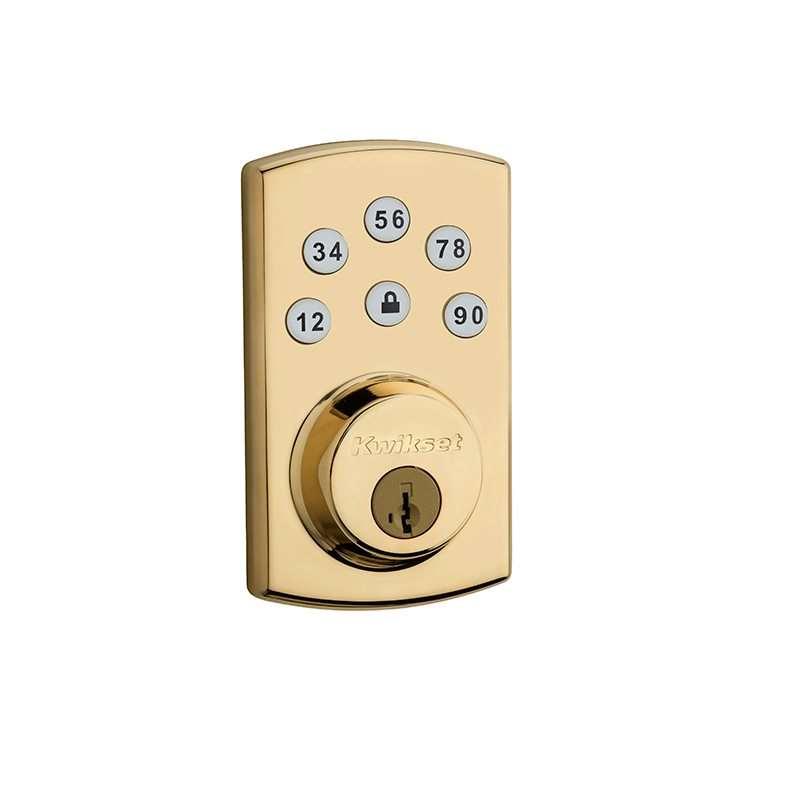 powerbolt electronic lock instructions