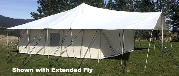 montana canvas tent instructions