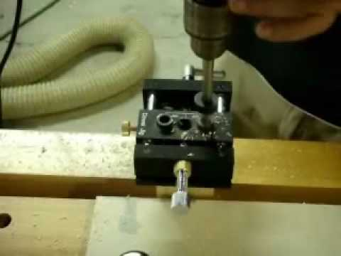 haron h4500 dowelling jig instructions