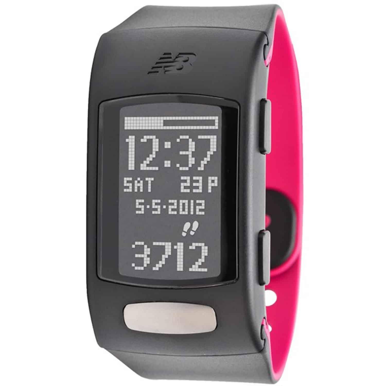 new balance calorie counter watch instructions