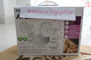 avent isis iq uno electric breast pump instructions