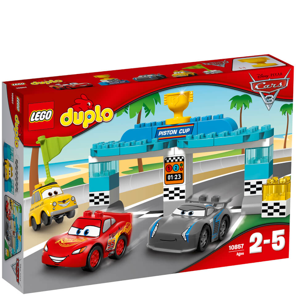 lego duplo cars 2 instructions