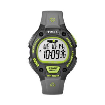 timex ironman triathlon 100 lap memory watch instructions