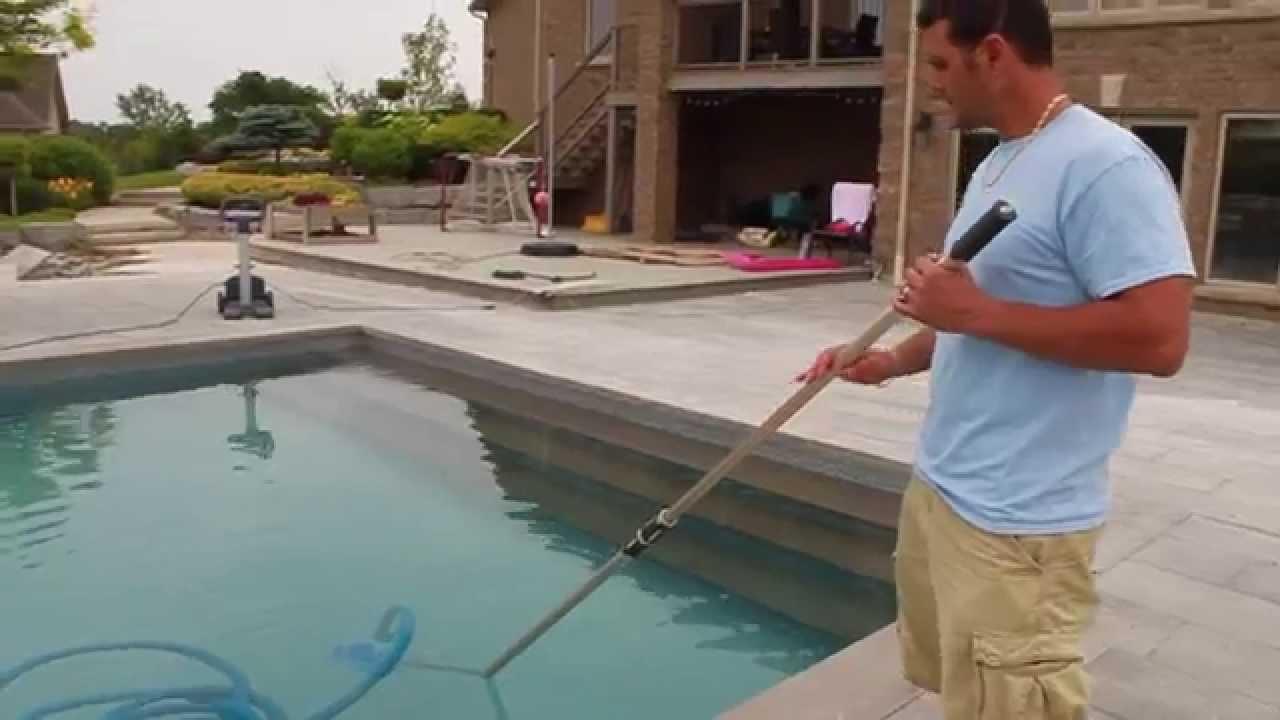 endless pool instruction manual