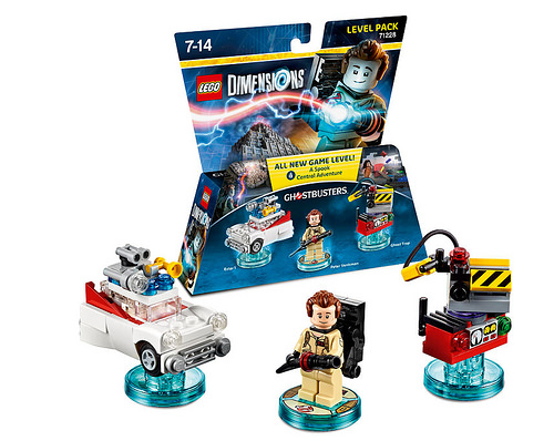 lego dimensions building instructions in game