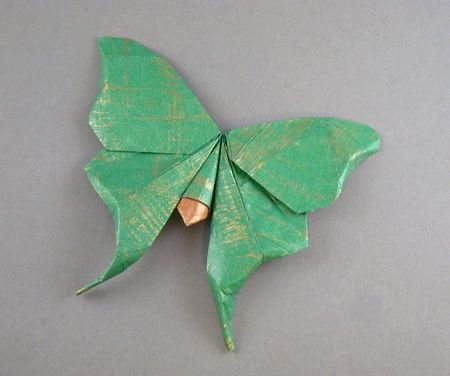 origami butterfly instructions wikihow