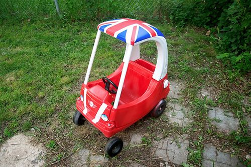 cozy coupe car instructions