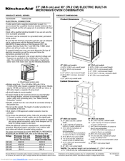 kitchenaid kems309bss installation instructions