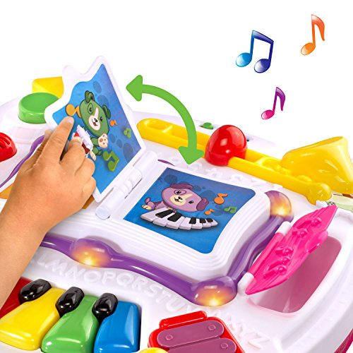 leapfrog learn and groove activity centre instructions