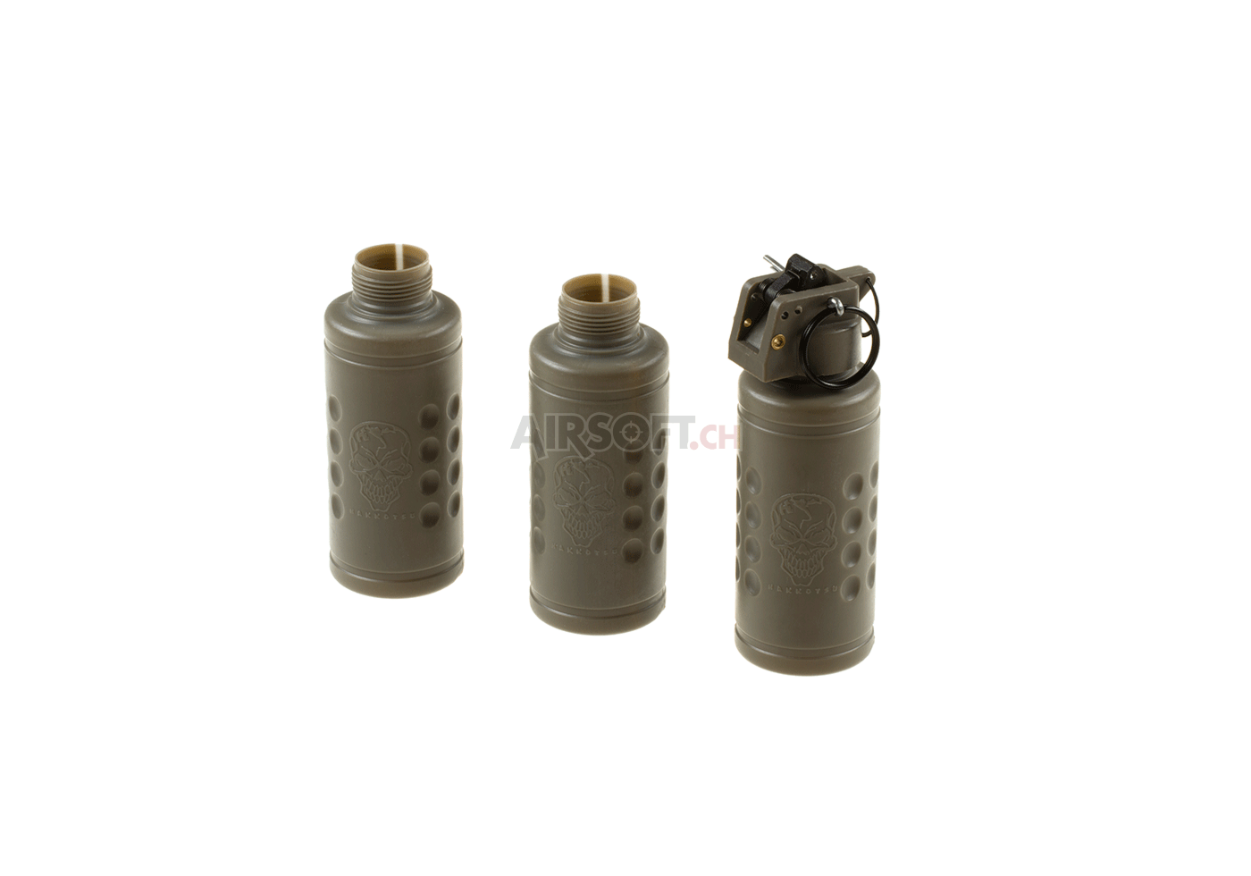 thunder b airsoft grenade instructions