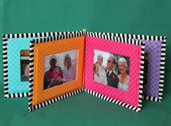 fabric photo album instructions
