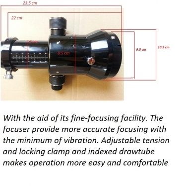 focal reducer 80ed instructions