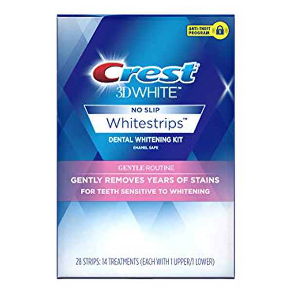 crest white strips 14 day instructions
