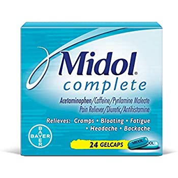 midol complete dosage instructions