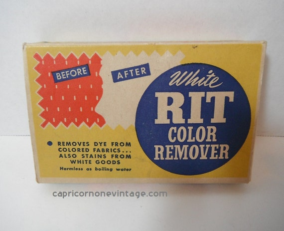 rit color remover instructions