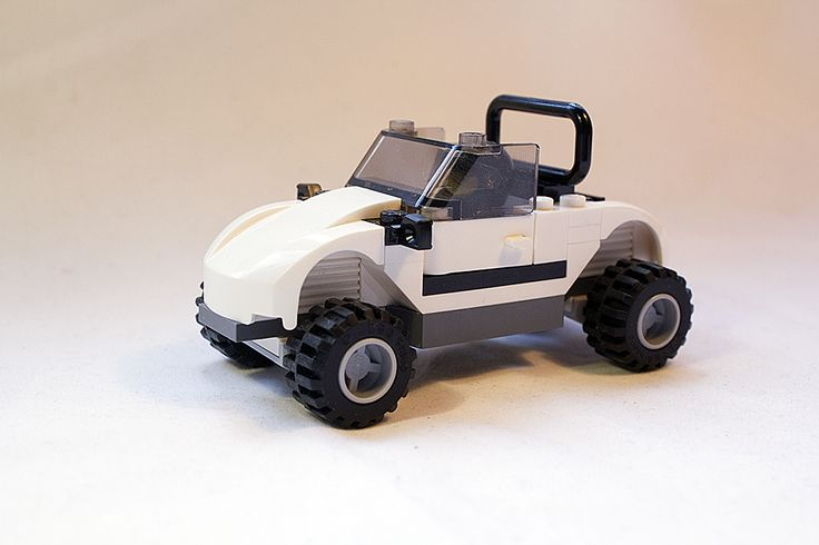 simple car lego set instructions