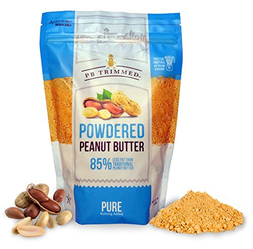 pure goodness peanut butter powder instructions