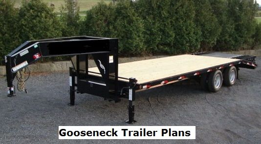 utility trailer construction instructions