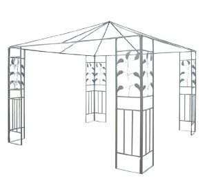 outsunny pavilion gazebo 10x10 instructions