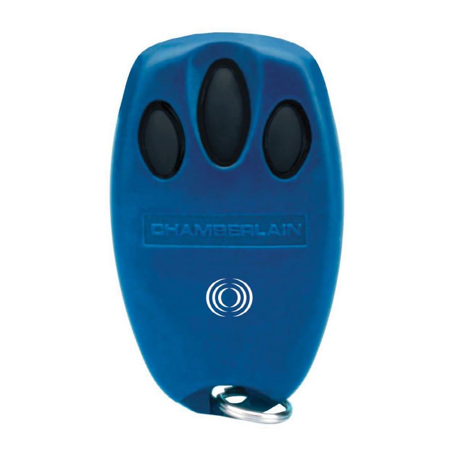 chamberlain mini 3-button remote control instructions