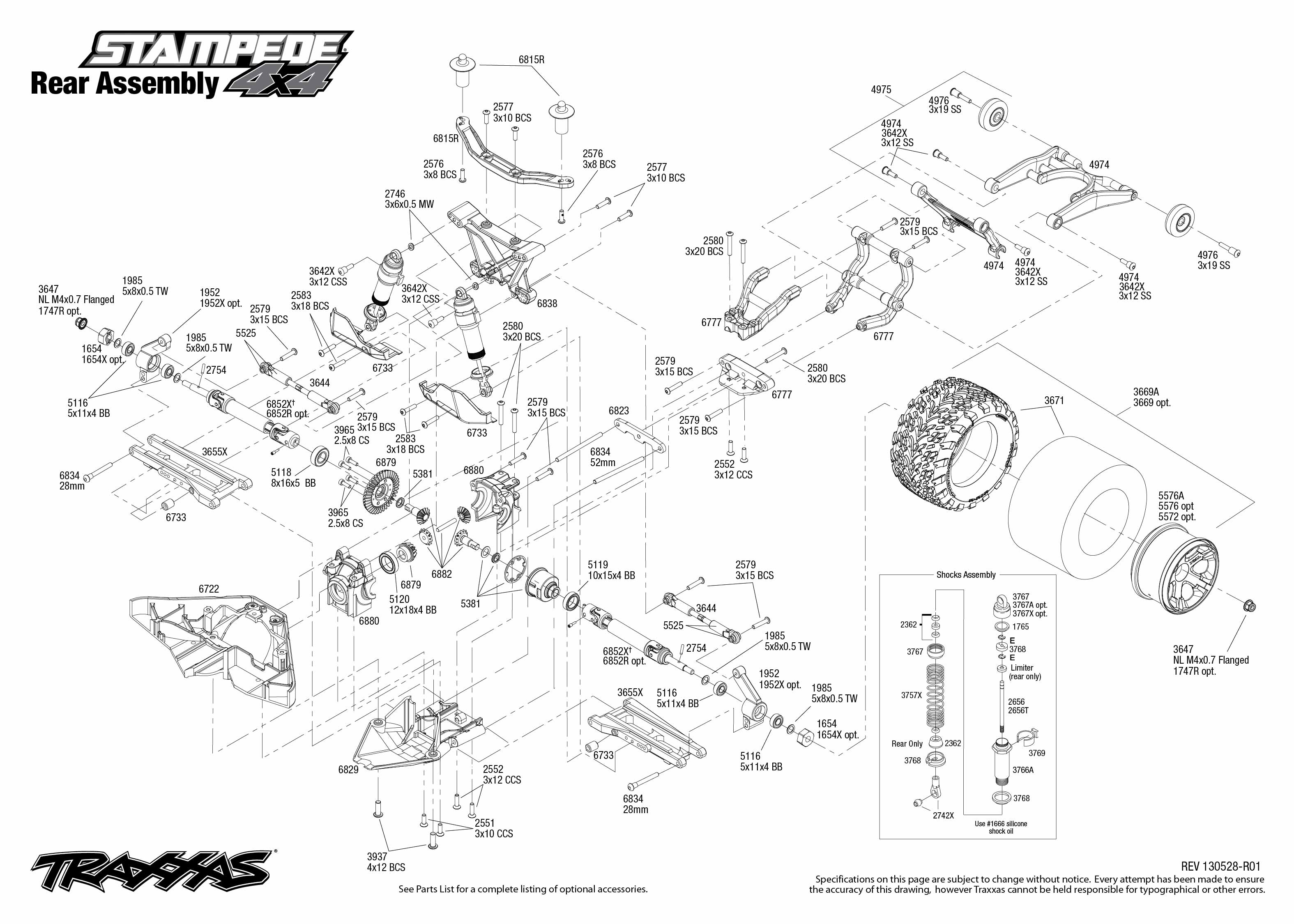monster truck drawing instructions