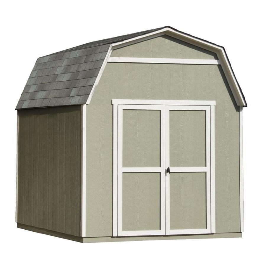 youtube heartland standford shed instructions