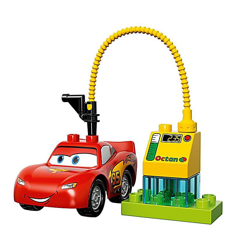 lego duplo disney cars instructions
