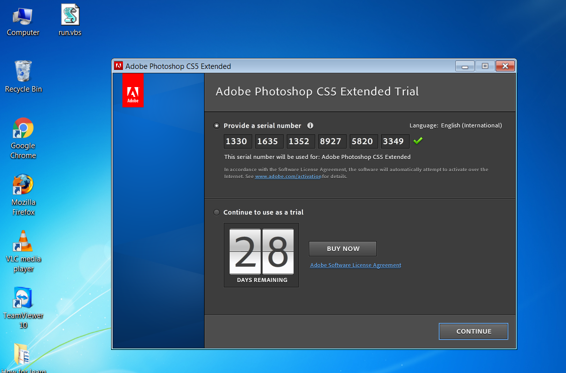 photoshop cs5 extended mac crack instructions