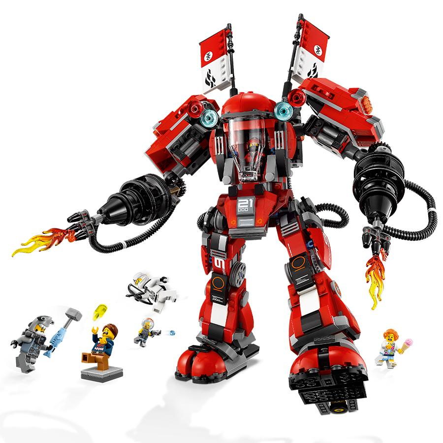 lego ninjago instructions 70615