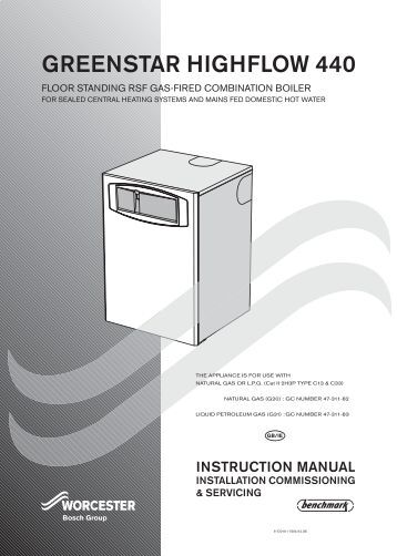 worcester 24i system boiler installation instructions