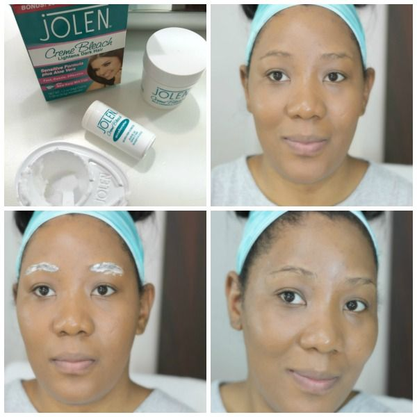 jolen creme hair bleach instructions