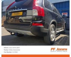 witter towbar electrics instructions