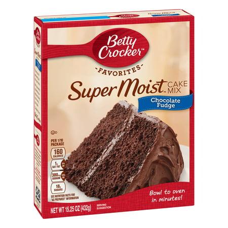 betty crocker super moist delights spice cake mix instructions