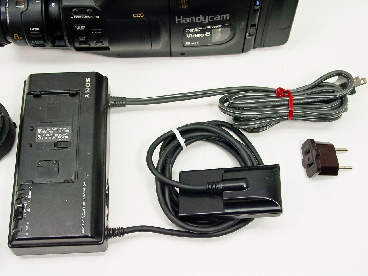 instruction vamera sony handycam