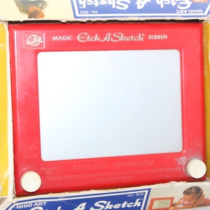 etch a sketch animator instructions