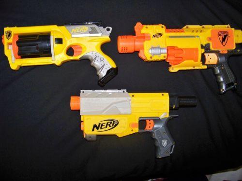 barricade rv-10 nerf gun instructions