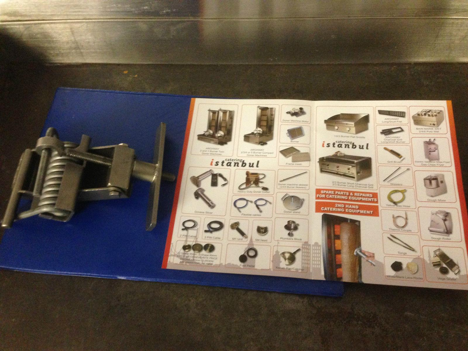 henny penny spring loading tool instructions