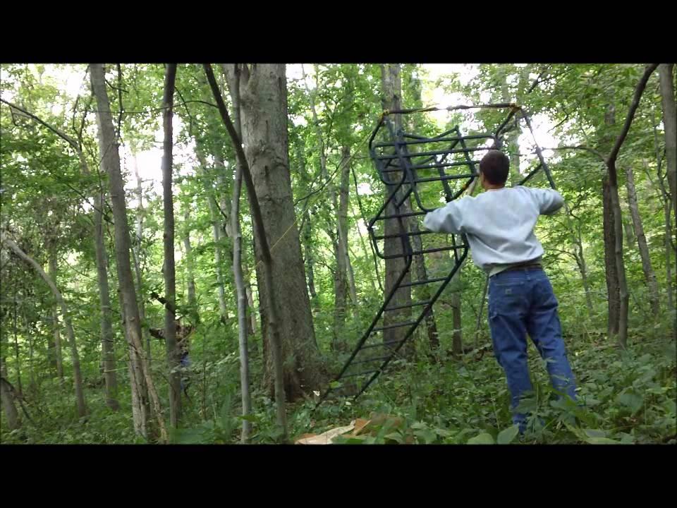 big game envoy ladder stand instructions