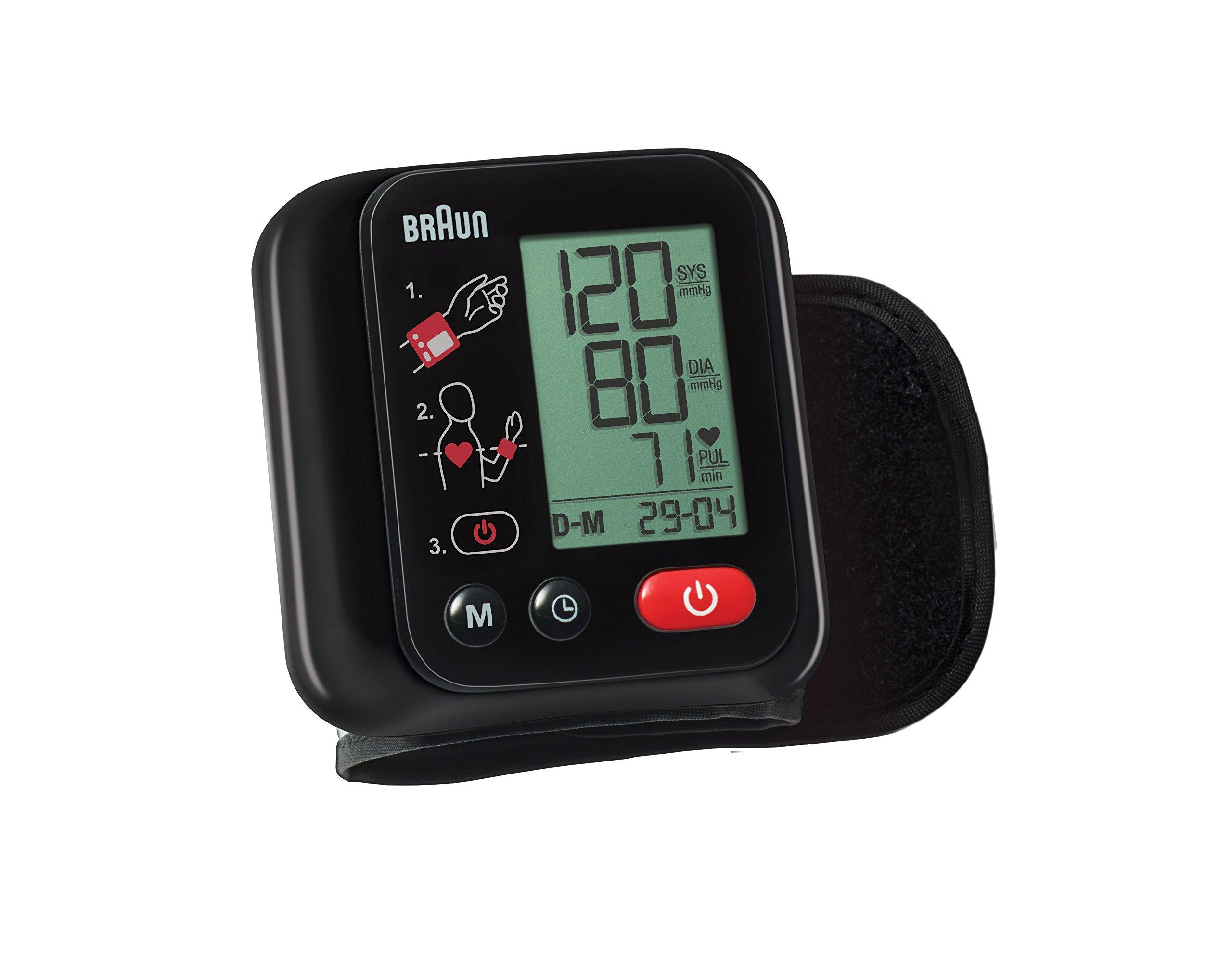 braun blood pressure monitor bp5900 instructions
