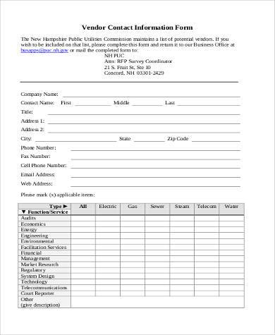 contact form 7 instructions
