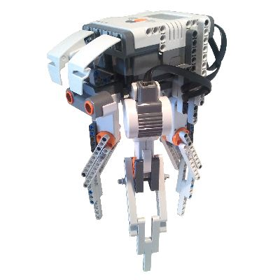 ev3 tripod model 4544 building instruction