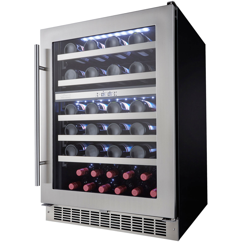 danby wine cooler instructions