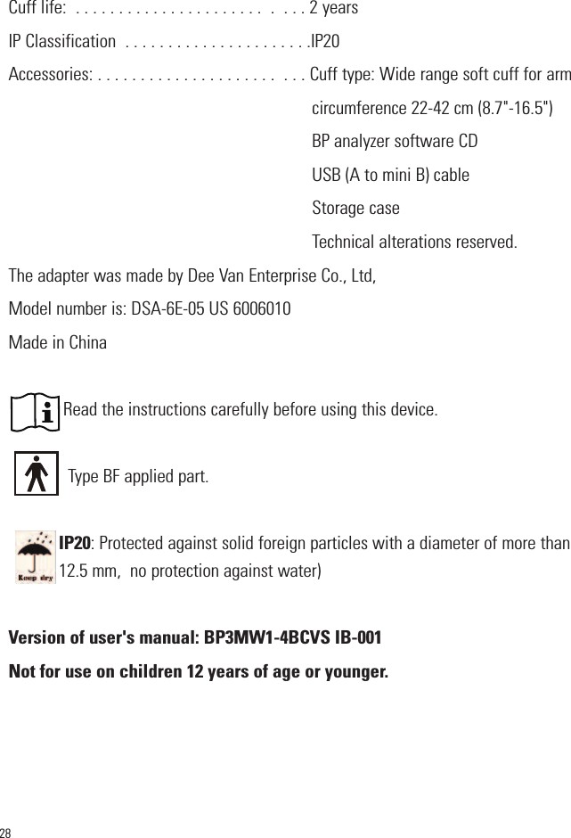 slight touch cuff blood pressure monitor instructions