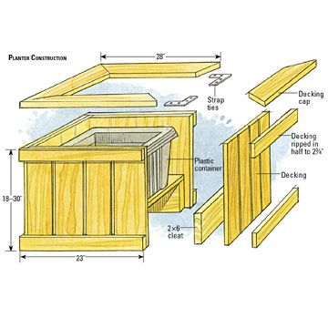 martha stewart storage bench instructions