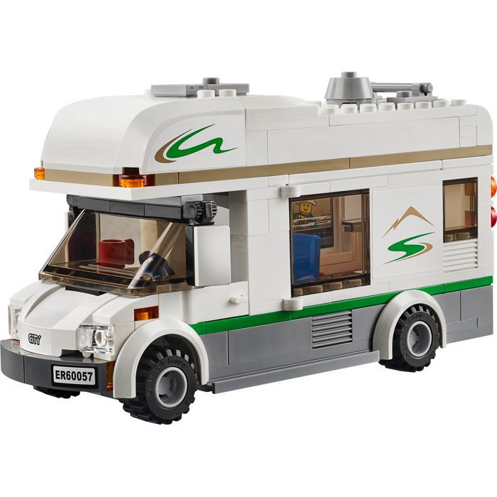lego instructions camper van 60057