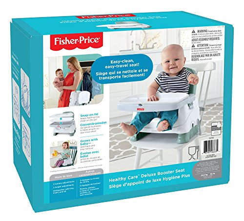 fisher price healthy care deluxe booster seat instructions