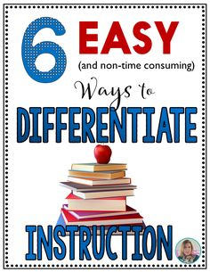 how to differentiate instruction for learning disabled students