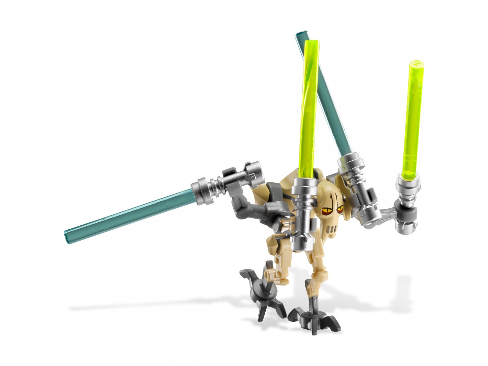 instructions lego star wars general grievous starfighter